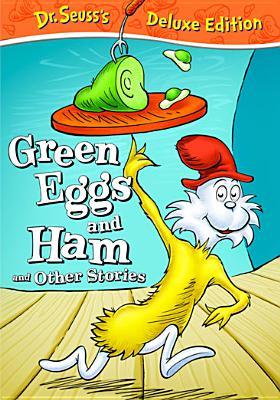 DR SEUSS GREEN EGGS HAM/OTHER STORIES BY DR. SEUSS (DVD)